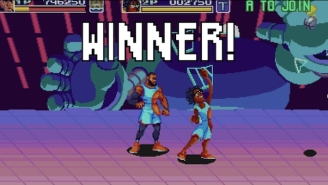 Lil Tecca Does Battle With LeBron James In The Digitized 'Gametime' Video With Aminé