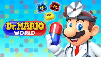 Nintendo Has Announced They're Discontinuing The 'Dr. Mario World' Mobile Game