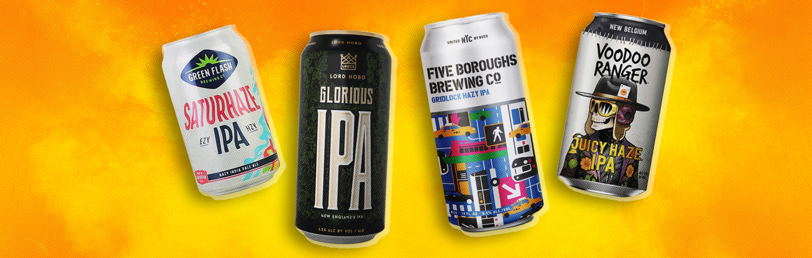 Hazy, New England-Style IPAs Guaranteed To Add More Juice To July