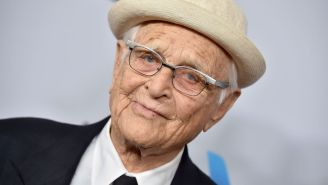 Norman Lear Is Celebrating His 99th Birthday By Rebooting 'Mary Hartman, Mary Hartman' For TBS With 'Schitt's Creek' Alum Emily Hampshire