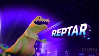 'Nickelodeon All-Star Brawl' Is A 'Super Smash Bros.' Clone With SpongeBob And Reptar