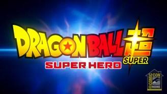 'Dragon Ball Super: Super Hero' Shows Off Cutting-Edge Animation In A Teaser Trailer