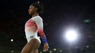 Simone Biles Withdrew From The Olympics Team Gymnastics Final Due To 'A Medical Issue'