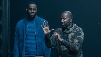 Malcolm D. Lee On His 'Loony' New Movie, 'Space Jam: A New Legacy'