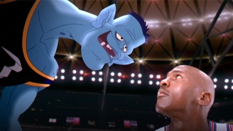 The Michael Jordan PR Machine In Action: Thoughts On 'Space Jam' From A 'Space Jam' Virgin