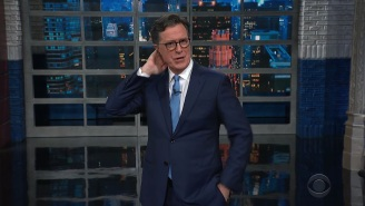Stephen Colbert Is Dragging America's Fascist Former President For Publicly Declaring He's 'Not Into Coups!'