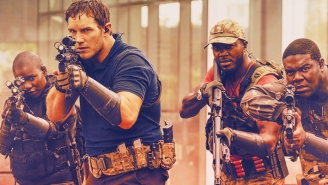 Attack Of The Killer Cicadas!: 'Alien' Meets 'Armageddon' In The Big, Dumb, Beautiful 'The Tomorrow War'