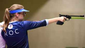 'The Witcher' Superfan Vitalina Batsarashkina Won Gold At The Tokyo Olympics