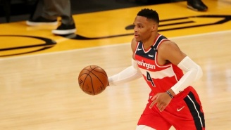 The Lakers And Wizards Are Reportedly In 'Serious Talks' On A Massive Russell Westbrook Trade