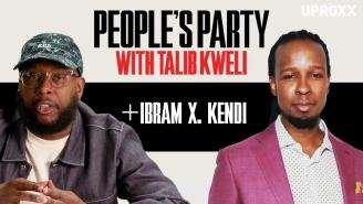 Talib Kweli & Ibram X. Kendi Talk Antiracism & More