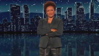 Wanda Sykes Filled In For Jimmy Kimmel And Roasted Mark Zuckerberg For Celebrating The 4th 'In The Dorkiest Way Possible'