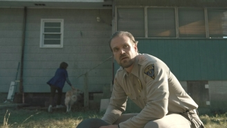 David Harbour Hated The Byers' 'F***ing Dog So Bad' On 'Stranger Things' He Asked For It To Be Killed Off
