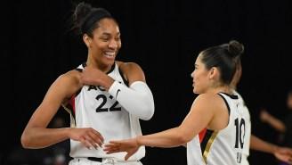 WNBA Power Rankings: Fear The Las Vegas Aces