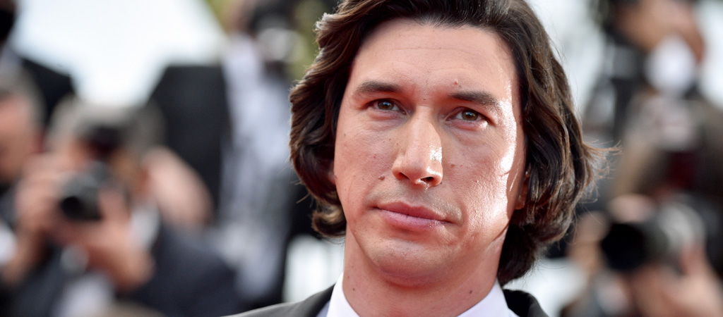Look, If A Standing Ovation Lasts Five Full Minutes, Adam Driver Is Lighting A Cigarette