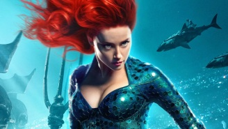 An 'Aquaman 2' Producer Made It Clear That Amber Heard Was Never In Danger Of Being Fired Because Of Johnny Depp Fans