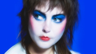 Angel Olsen Turns In A Brooding Rendition Of An '80s Classic, Men Without Hats' 'Safety Dance'