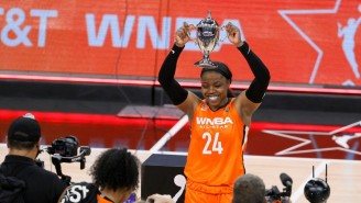 Arike Ogunbowale Led Team WNBA To A Win Over Team USA In The All-Star Game