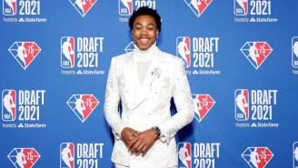 2021 NBA Draft Grades: Toronto Raptors Get A 'C-' For Selecting Scottie Barnes No. 4 Overall