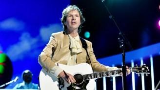 Beck's Stacked Newport Folk Festival Set Featured Jack Antonoff, Sharon Van Etten, And Fred Armisen