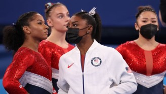 Simone Biles Will Not Compete In The Individual All-Around Competition On Thursday