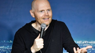 Bill Burr Goes On A Tear Against The Anti-Vaccine Crowd: 'You're Full Of Sh*t That You Don't Trust It'