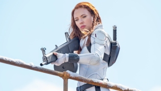 Ted Sarandos, Netflix CEO And Nosy Neighbor, Has A Take On The Disney Vs. Scarlett Johansson Fiasco