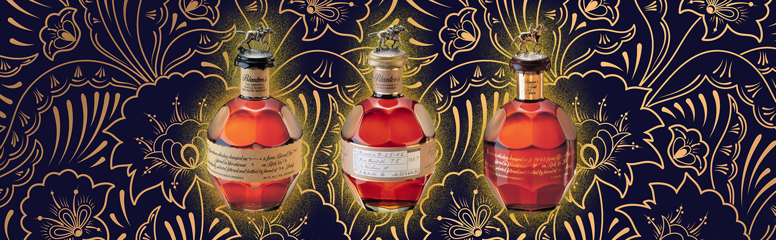 Blanton's Three Bourbon Whiskey Expressions — Explained, Rated, And Ranked
