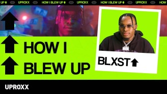 """BLXST Tells Us How """"Hurt"""" Blew Up & The Challenges He Faced"""