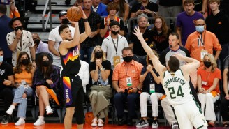 Devin Booker Says He 'Should Never Be Compared To Kobe'