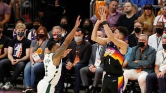 Milwaukee Bucks At Phoenix Suns NBA Finals Game 5 TV Info, Betting Lines, And Player Scoring Props