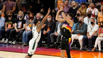 The Suns Continue To Be The Best Shot-Making Team In The Playoffs