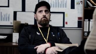 'Ted Lasso's' Brendan Hunt On Season Two, Alex Morgan Shoutouts, And Coach Beard's Origin Story