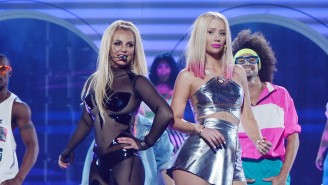 Britney Spears Reminisces About Performing With Iggy Azalea While Thanking Her For Her Support
