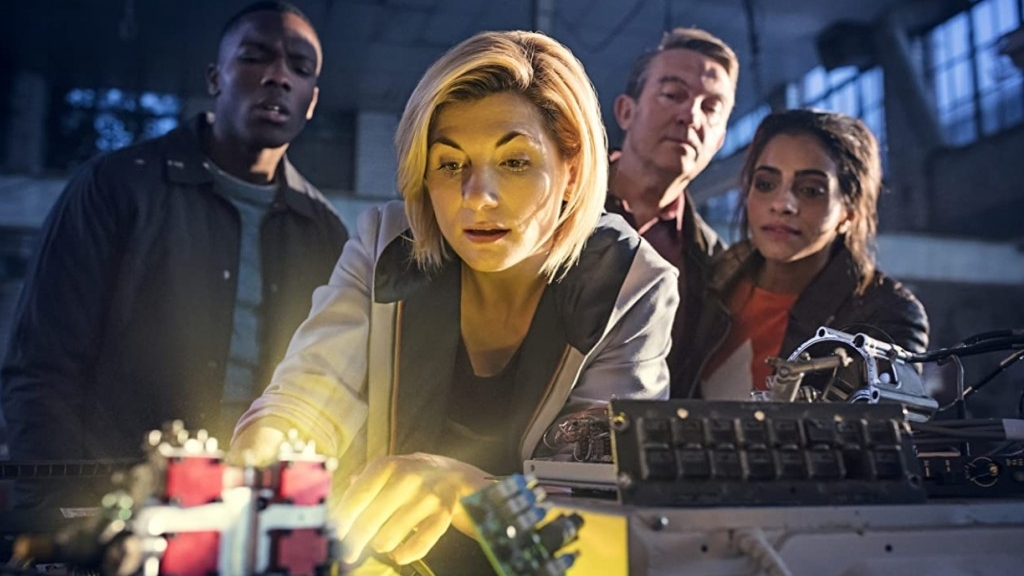 'Doctor Who' Star Jodie Whittaker And Showrunner Chris Chibnall Are Leaving The Show