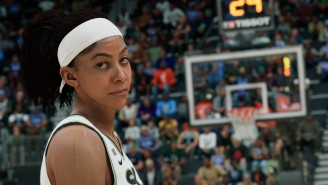 Candace Parker Looks More Realistic Than Ever In 'NBA 2K22'