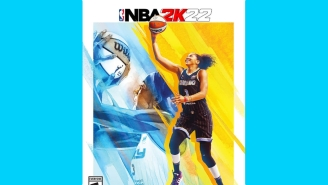 Everyone's Hype That Candace Parker Made History With Her 'NBA 2K' Cover