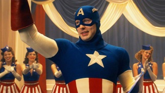 The 'Captain America: The First Avenger' Writers Have Finally Answered Whether Steve Rogers Is A Virgin In The MCU