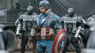 'Captain America: The First Avenger' Was Originally Supposed To End With Steve Rogers Fighting A Giant Nazi Robot