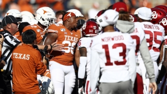 Report: Texas And Oklahoma Reached Out To The SEC About Joining, And There's 'A Lot Of Momentum'