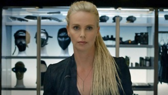 Vin Diesel Allegedly 'Has Writers Working On' A 'Fast & Furious' Spinoff For Charlize Theron