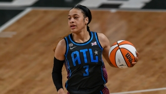The Atlanta Dream Have Suspended Guard Chennedy Carter Indefinitely