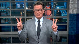 Stephen Colbert Exposed The New Way Anti-Vaxxers Are Attempting To Evade Facebook's Rules In Order To Continue Spreading Misinformation
