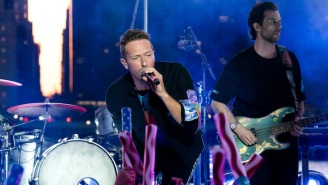Coldplay Says They Will Not Perform During Glastonbury's 2022 Festival