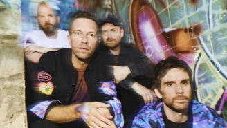 Coldplay's 'Coloratura' Is The Ten-And-A-Half-Minute Closer From Their New Album, 'Music Of The Spheres'