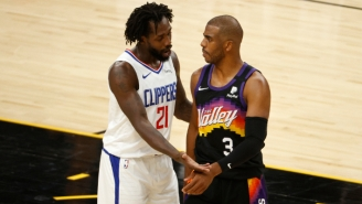 Report: Patrick Beverley Is Facing A Suspension At The Start Of Next Season For Shoving Chris Paul