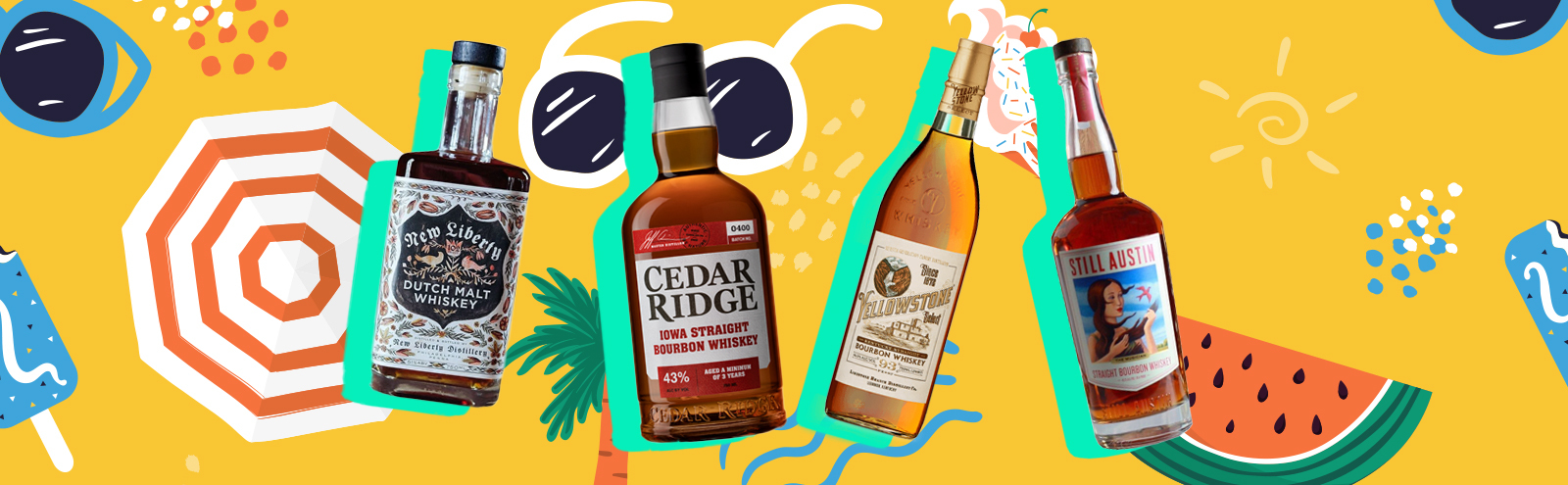 Underrated American Craft Whiskeys To Add Into Your Summer Drinking Rotation