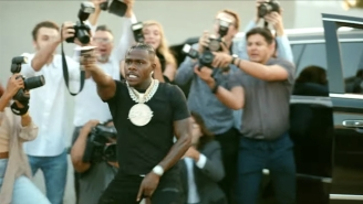 DaBaby's New Video For 'Giving What It's Supposed To Give' Draws Fire In The Wake Of His Rolling Loud Controversy