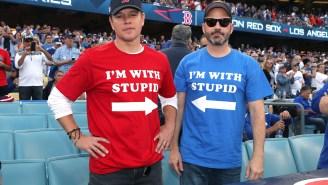 Matt Damon Explains The Origin Of His Long-Running 'Feud' With Jimmy Kimmel