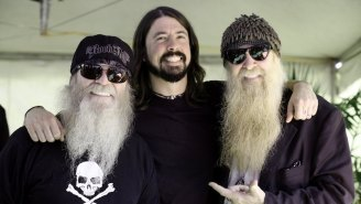 Foo Fighters Paid Tribute To ZZ Top's Dusty Hill To Kick Off Their Summer Tour