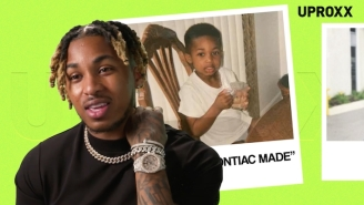 DDG Explains Why He Added Blueface To 'Moonwalking In Calabasas' For 'How I Blew Up'
